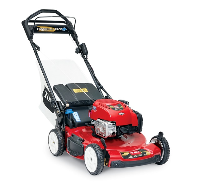 Toro Lawn Mowers Residential Walk Behind